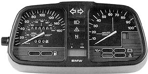 Palo Alto Speedometer K Bike Parts